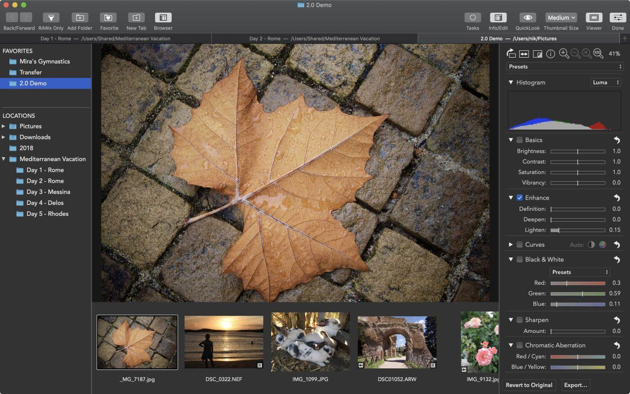 15 лучших бесплатных приложений для обработки фотографий - Все ...   800x1280