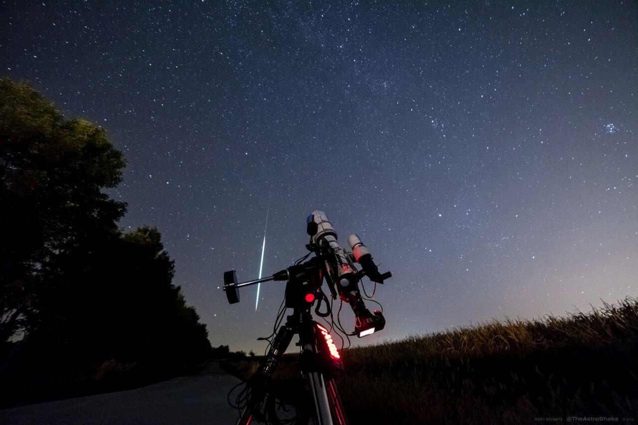 приступать установки астрофотография для начинающих общем, просто включаем