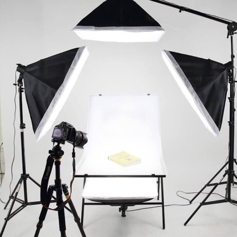 отличаются наличием что нужно для профессиональной фотосъемки долгой
