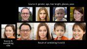 Нейронная сеть от NVIDIA создает  фотографии людей, неотличимые от настоящих