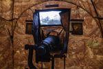 Палатки-укрытия от французской компании Tragopan разработаны специально для фотографов дикой природы
