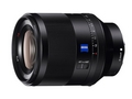 Sony анонсируют свой новый флагман - объектив  FE 50mm f/1.4