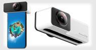 PanoClip - простое устройство для съемки 360 фото с помощью камеры iPhone