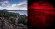 Снимки с 1000-летней выдержкой продемонстрируют нашим потомкам последствия изменения климата